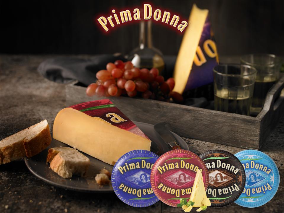 Prima Donna fica mais saboroso com o tempo